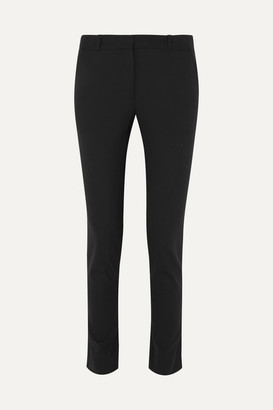 The Row Franklin Wool-blend Slim-leg Pants