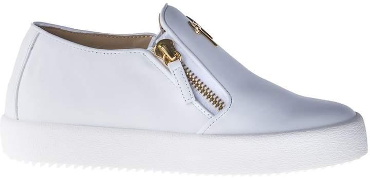 Giuseppe Zanotti Eve Laceless Sneakers