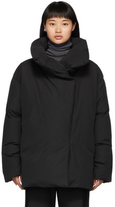 Totême Black Down Annecy Jacket