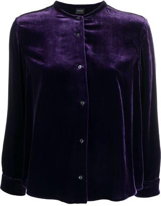 Aspesi Velvet Shirt