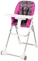 Evenflo Symmetry Flat Fold High Chair