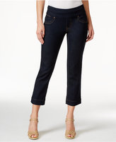 Style&Co. Style & Co Pull-On Capri Jeans, Only at Macy's