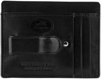 Mancini Money-Clip Leather Wallet