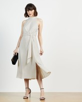 Thumbnail for your product : Ted Baker Halterneck Occasion Midi Dress