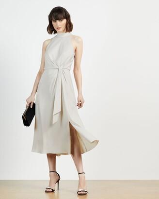 Ted Baker Halterneck Occasion Midi Dress