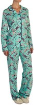 Munki Munki Classic Jersey Pajamas - Long Sleeve (For Women)