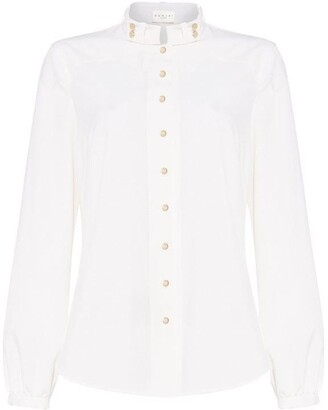 Damsel in a Dress Merlena Trench Shirt
