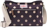 Cath Kidston Button Spot Zipped Cross Body Bag