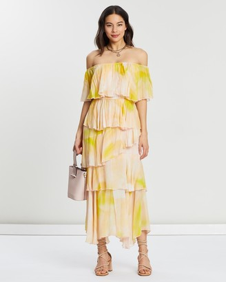 Ministry Of Style Essence Off-The-Shoulder Dress