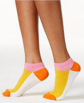 Kate Spade Women's Blocked No-Show Socks