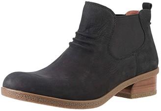 Dansko SINGLE SHOE - Beau (Black Waterproof Nubuck) Women's Boots