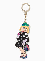 Kate Spade Disney miss piggy collection by keychain