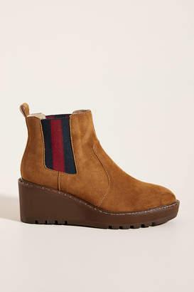 Cecelia New York Gemma Wedge Boots