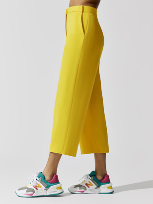 Chinti and Parker Cropped Trouser