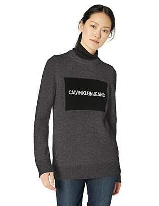 Calvin Klein Jeans Women's Logo Sweater