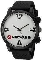 Airwalk Unisex AWW-5059-WT Analog Watch