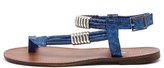 I Love Billy Archie Cobalt Sandals Womens Shoes Casual Sandals-flat Sandals