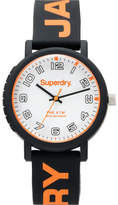 Superdry 3 Hands;Matte White Dial