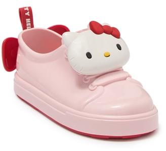 Mini Melissa BE + Hello Kitty Slip On Shoe (Toddler)