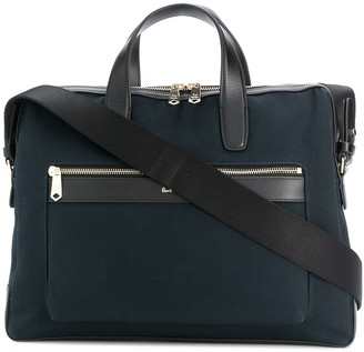 Paul Smith Leather Trim Laptop Bag