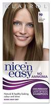 Clairol Nice'n Easy Semi-Permanent Hair Dye No Ammonia 90 Dark Ash Blonde