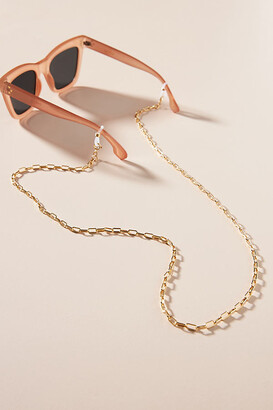 Anthropologie Frances Sunglasses Chain By in Gold