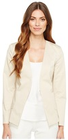 Ellen Tracy Angle Pocket Blazer Women's Jacket