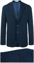 Boglioli formal two-piece suit - men - Cotton/Spandex/Elastane/Acetate/Cupro - 46