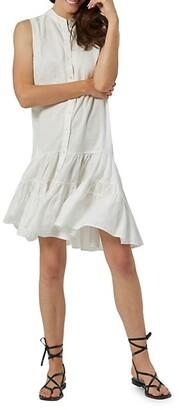 Alaga Linen Shirtdress