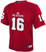 adidas Toddlers' #16 North Carolina State Wolfpack NCAA Replica Football Jersey