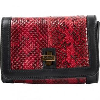 Vionnet Red Leather Handbags