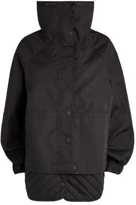 Ganni High Neck Jacket