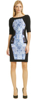 Prabal Gurung Mind Trance Dress
