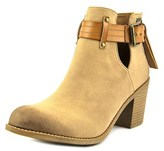 Roxy Laurel Round Toe Synthetic Bootie.