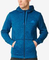 adidas Men's Team Issue Fleece Zip Hoodie
