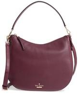 Kate Spade Jackson Street Mylie Leather Hobo - Purple