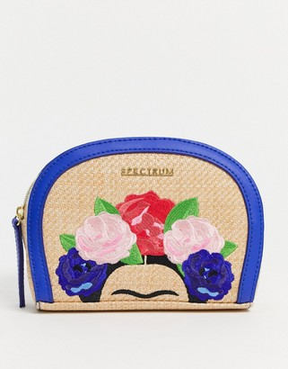 Spectrum X Frida Kahlo Makeup Bag