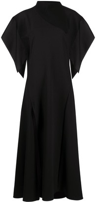 Ellery Makalu split-hem dress