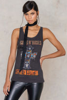 Amplified Guns N Roses Ladies Classic Top