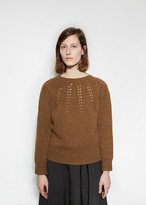 Margaret Howell Chunky Lace Pullover