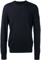 Maison Margiela classic crew neck jumper - men - Wool - S