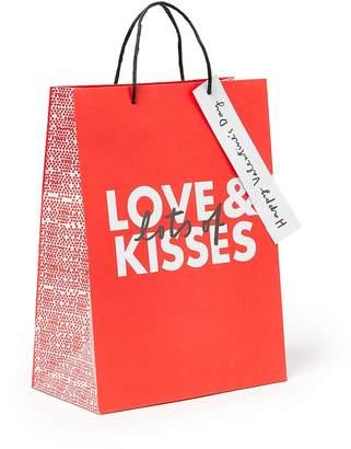 Marks and Spencer Large Love & Kisses Valentine Gift Bag
