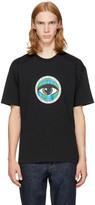 Kenzo Black World Eye T-shirt
