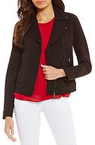 Armani Exchange Ponte Moto Jacket