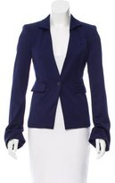 Rachel Zoe Single-Button Wool Blazer w/ Tags
