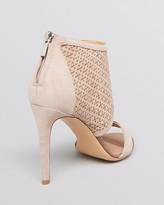 Salvatore Ferragamo Open Toe Sandals - Pacella High Heel