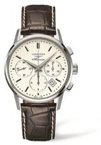 Longines Heritage Column-wheel Chronograph Watch