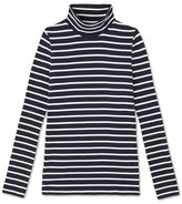 Petit Bateau Iconic womens striped undersweater