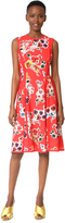Jason Wu Print Sleeveless Day Dress