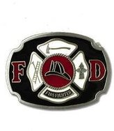 Great American Products Firefighter Belt Buckle